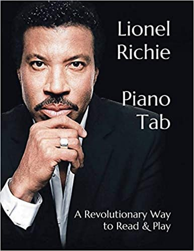 Lionel Richie Piano Tab Play Piano By Letters