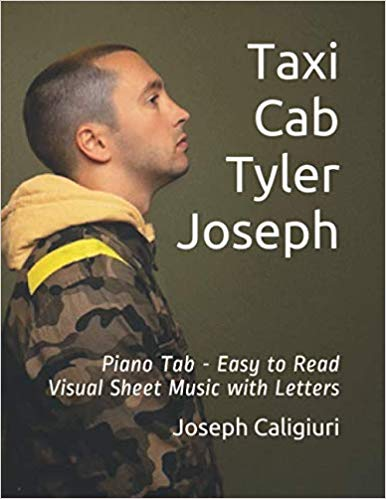 Taxi Cab Play Piano By Letters