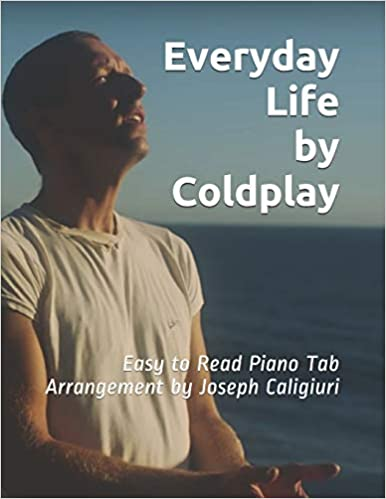 Everyday Life Play Piano By Letters
