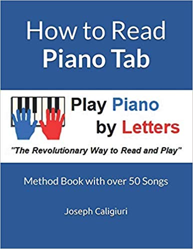How to Read Piano Tab Play Piano By Letters