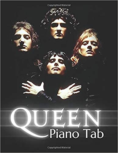 Queen - Piano Tab Play Piano By Letters