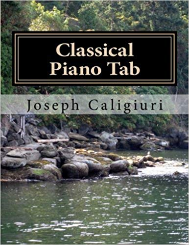 Classical Piano Tab Play Piano By Letters