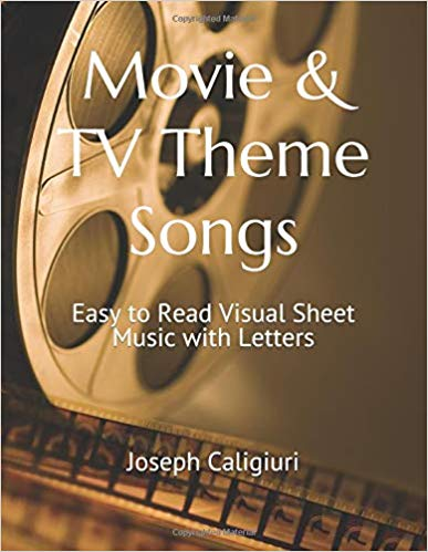 Movie & TV Songs Play Piano By Letters