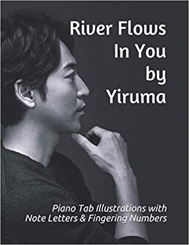 River Flows In You Play Piano By Letters