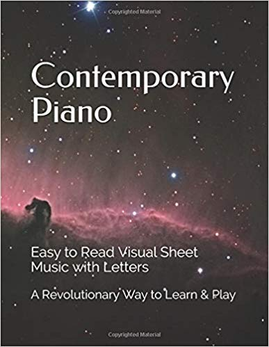 Contemporary Piano Play Piano By Letters