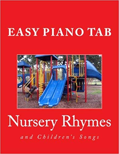Nursery Rhymes Play Piano By Letters
