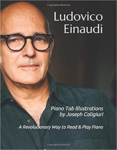 Ludovico Einaudi Play Piano By Letters