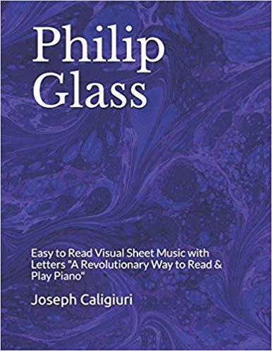 Philip Glass Play Piano By Letters