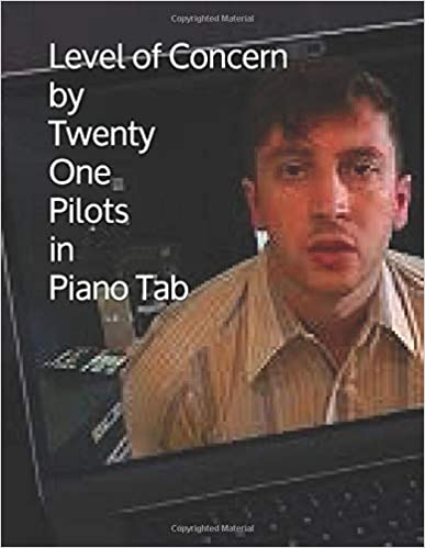 Level of Concern Play Piano By Letters