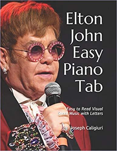 Elton John Easy Piano Play Piano By Letters