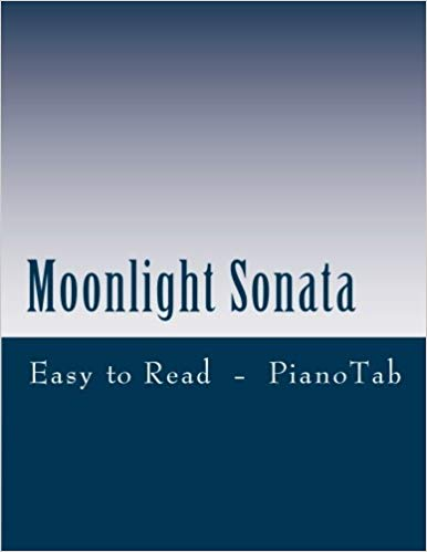Moonlight Sonata Play Piano By Letters