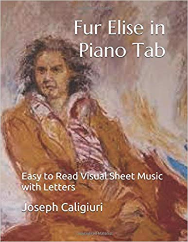 Fur Elise Play Piano By Letters